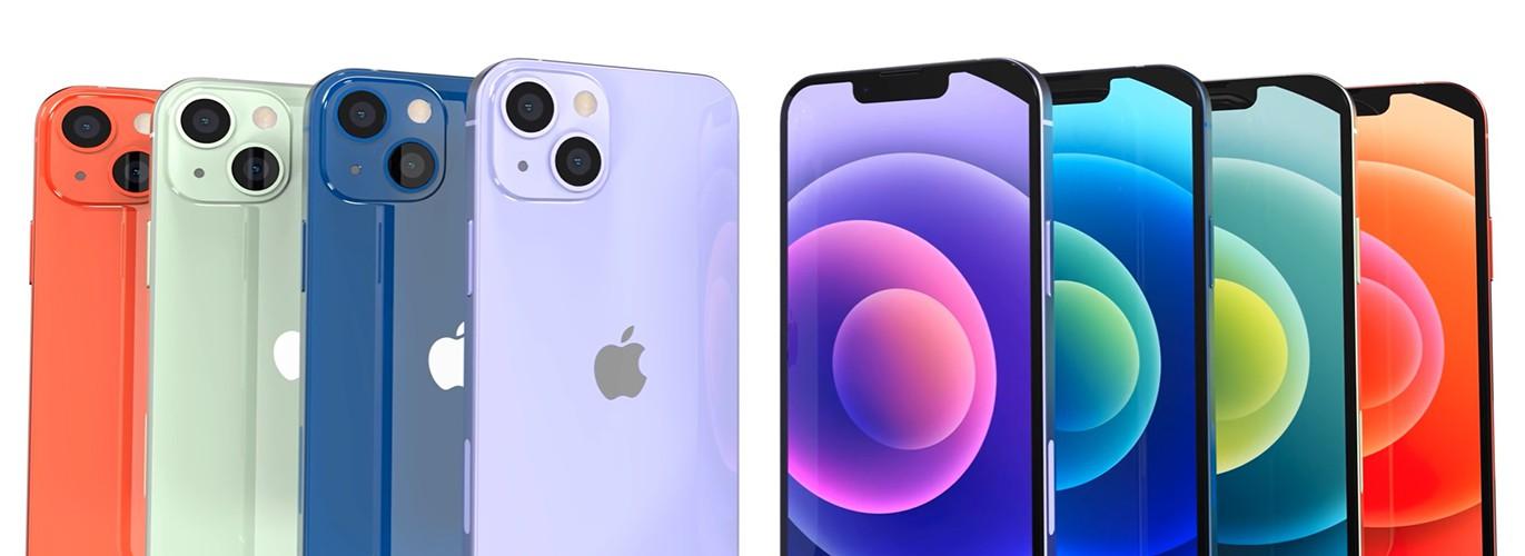 Điện thoại So sánh iPhone 13 vs iPhone 11