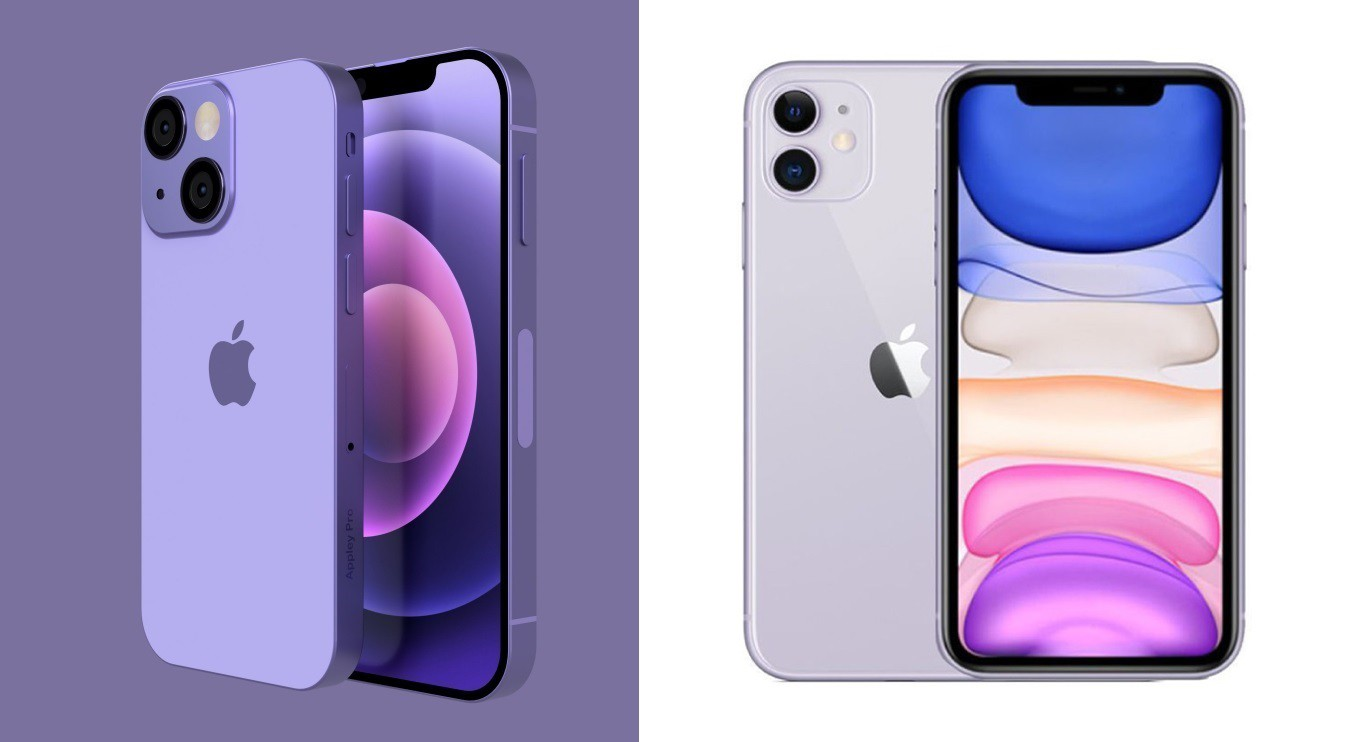So sánh iPhone 13 vs iPhone 11