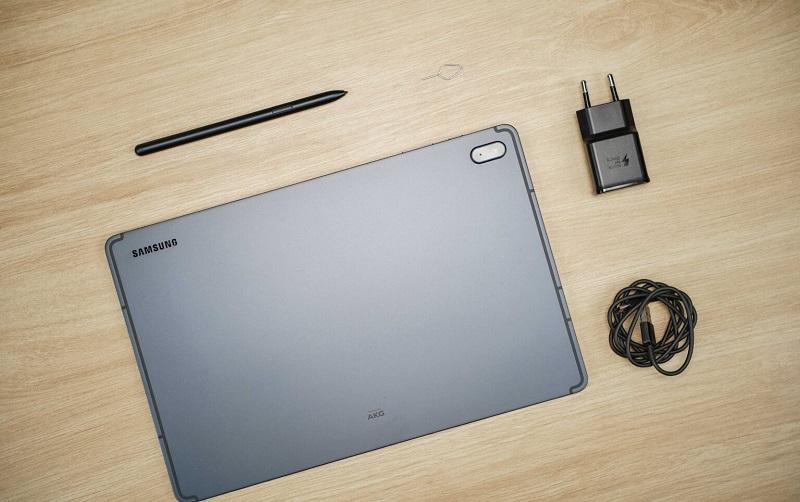 Mặt lưng Galaxy Tab S7 fE