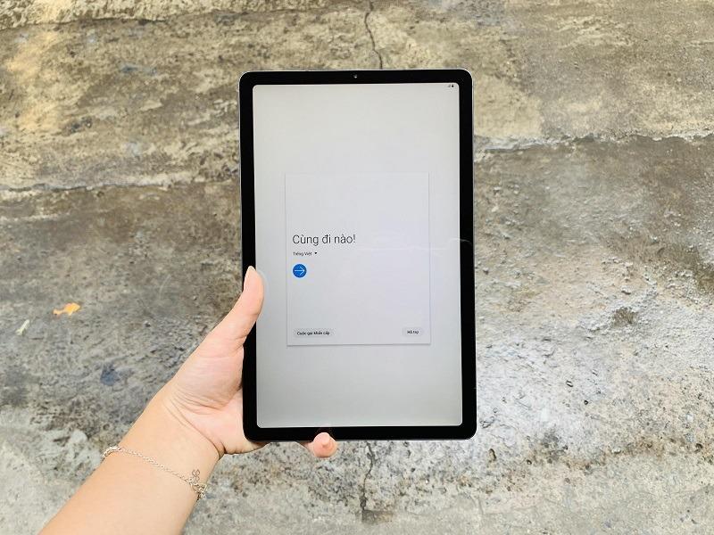 Màn hình Galaxy Tab S6 Lite