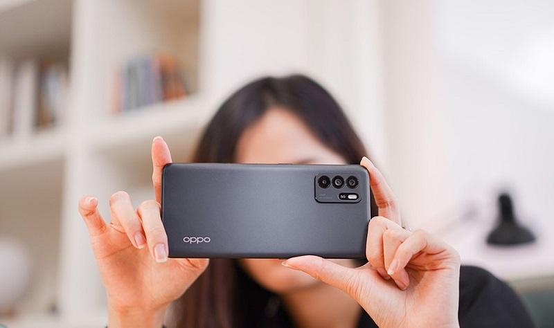 Camera OPPO Reno6 Z 5G