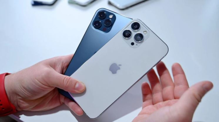 So sánh iPhone 13 Pro Max vs iPhone 12 Pro Max