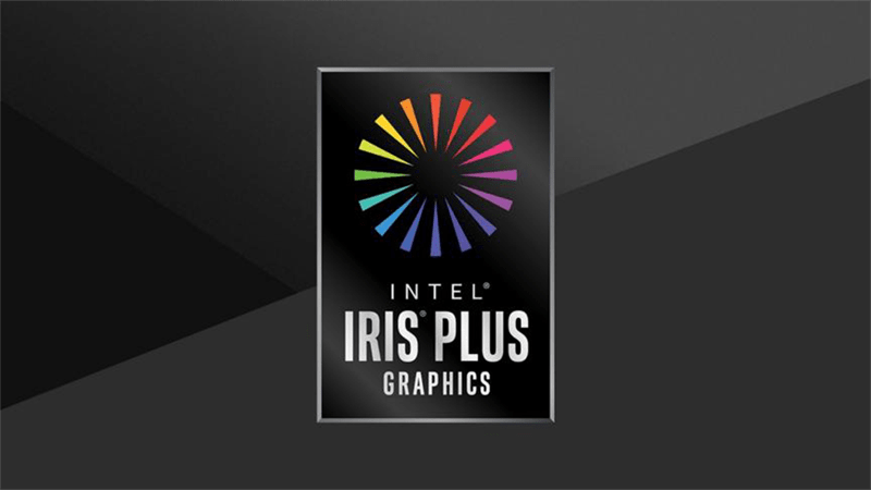 card đồ họa Intel Iris Plus