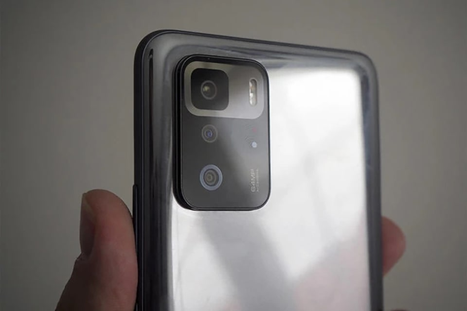Camera Xiaomi POCO X3 GT