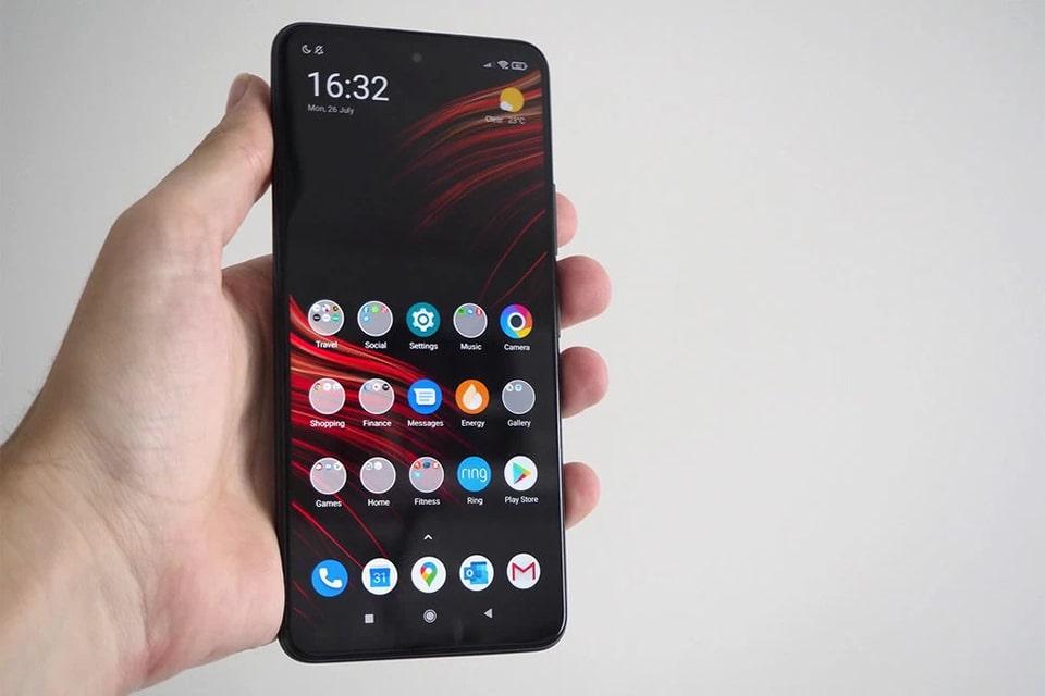 Màn hình Xiaomi POCO X3 GT