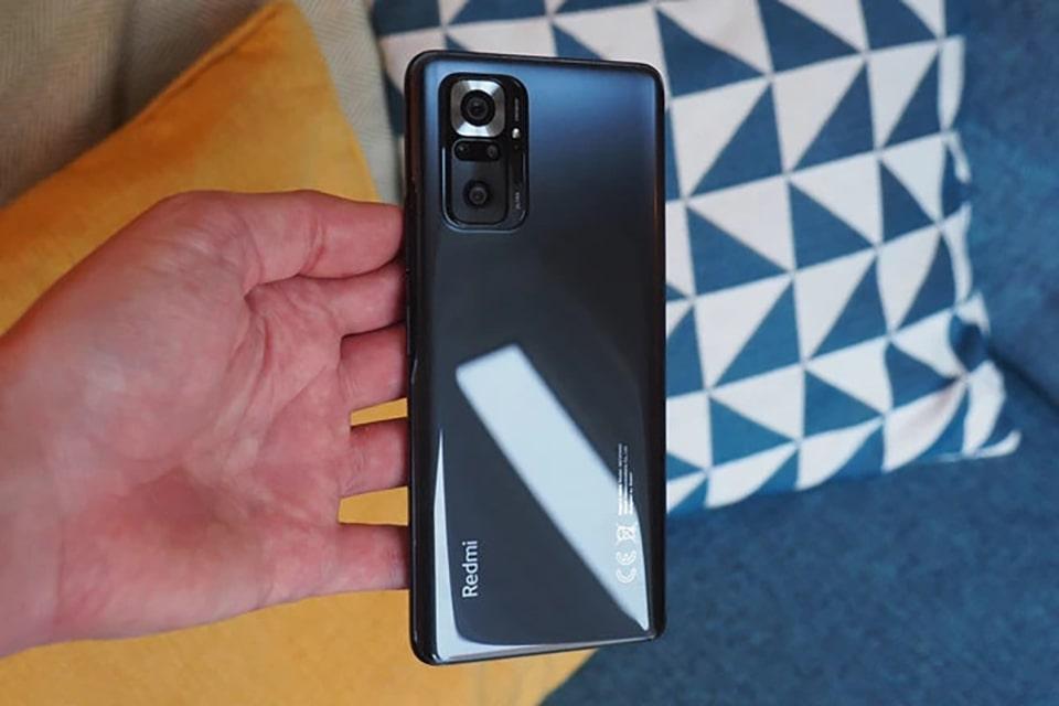Thiết kế Xiaomi POCO X3 GT