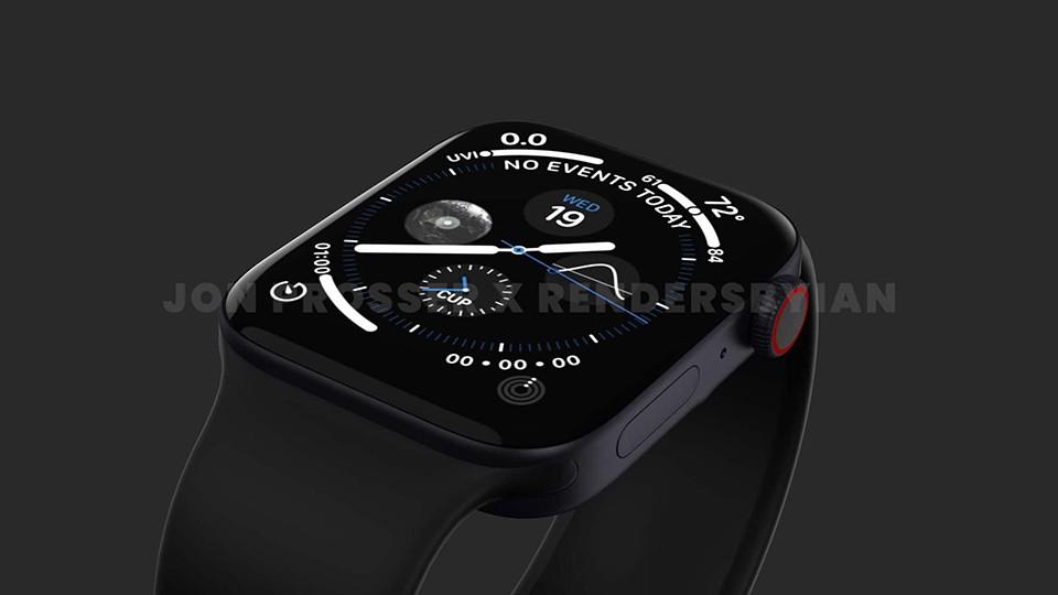 Pin Apple Watch Series 7