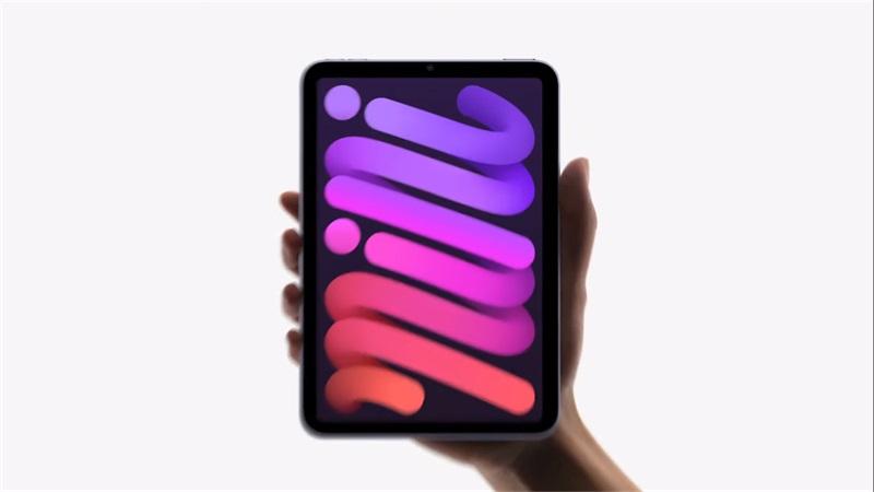 Trên tay iPad Mini 6