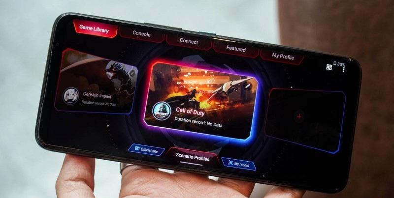 Cấu hình Asus ROG Phone 5