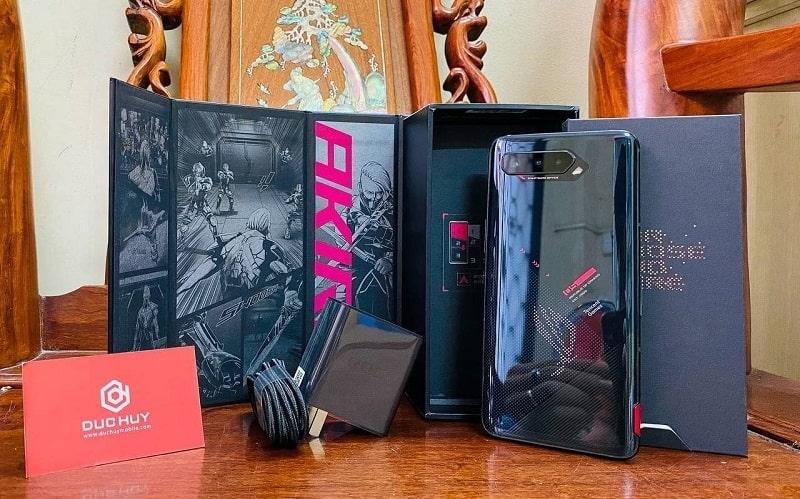 Có sẵn Asus ROG Phone 5