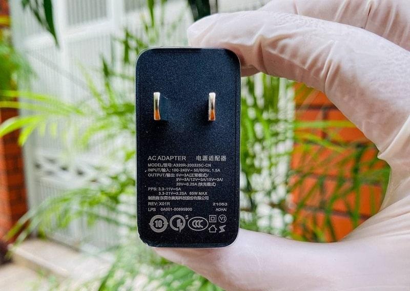 Sạc Asus ROG Phone 5