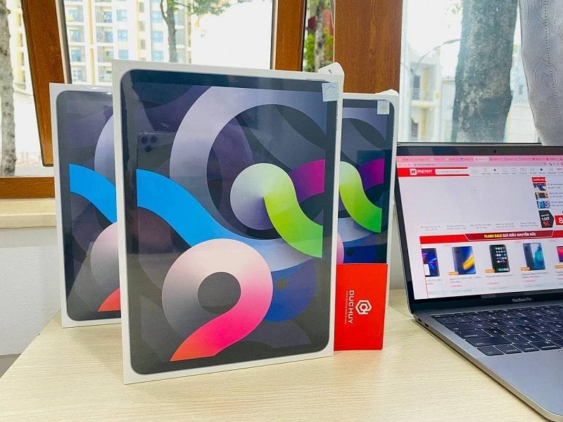 trả góp iPad Air 4 2020 Wifi 64GB