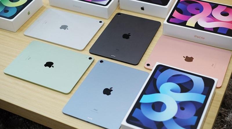 camera iPad Air 4 2020 Wifi