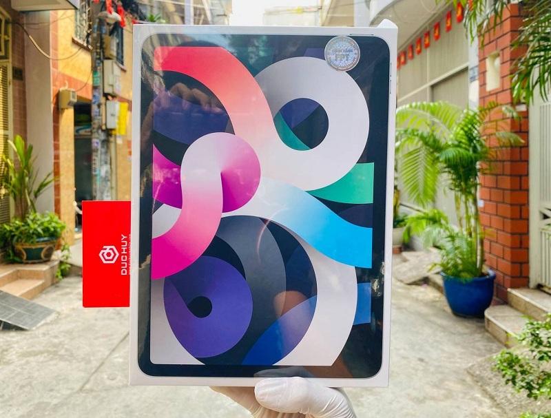 iPad Air 4 2020 màu đen