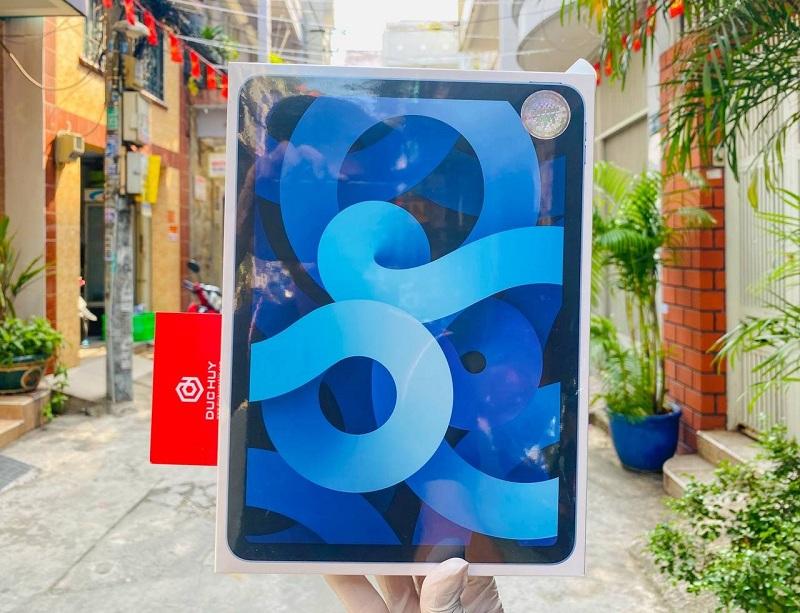 iPad Air 4 2020 màu xanh