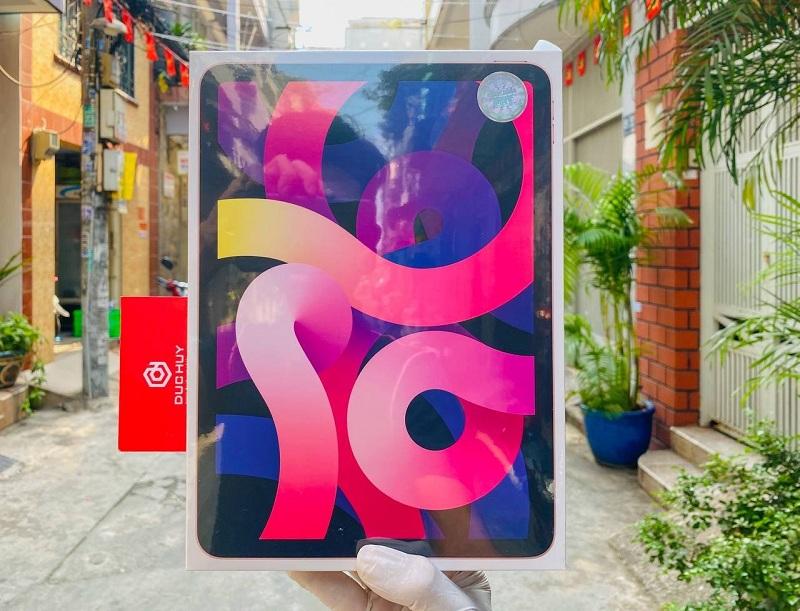 Mua iPad Air 4 2020 Wifi 64GB chính hãng