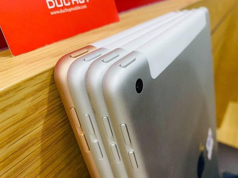 Mặt sau iPad Gen 7 2019 32GB Wifi + 4G