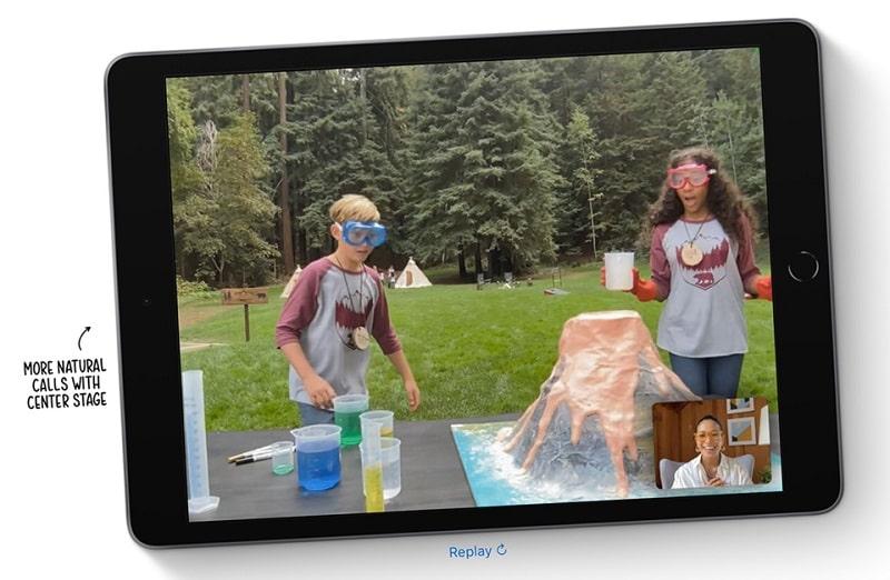 Camera iPad Gen 9 (10.2 inch) 2021 64GB Wifi