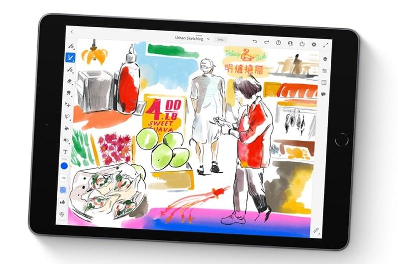 Màn hình iPad Gen 9 (10.2 inch) 2021 64GB Wifi