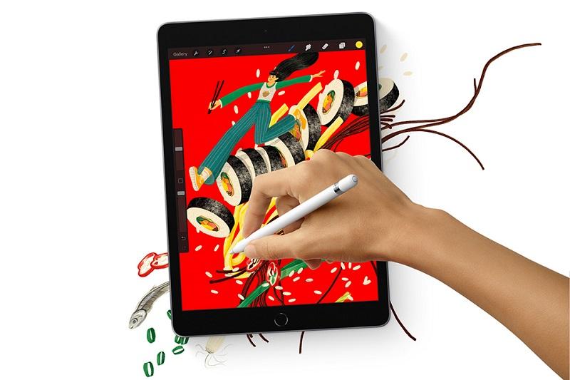Thiết kế iPad Gen 9 (10.2 inch) 2021 64GB Wifi