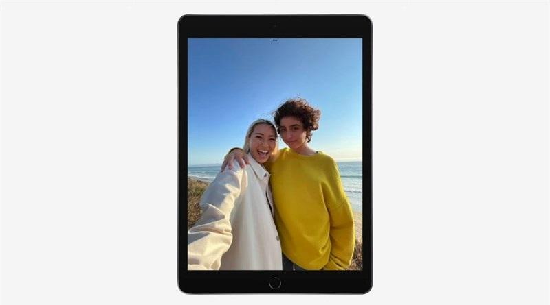 camera iPad Gen 9 2021