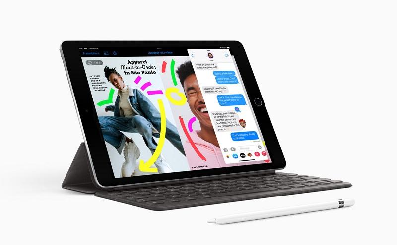 màn hình iPad Gen 9 (10.2 inch) 2021