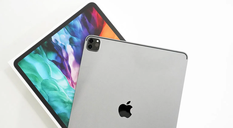 camera iPad Pro 11 inch 128GB (2020) 4G
