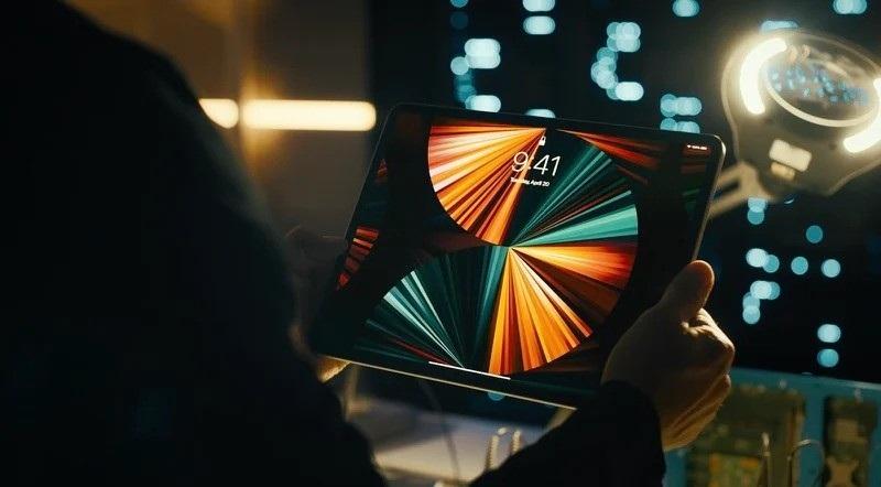 màn hình iPad Pro 11 inch 128GB (2021) Wifi