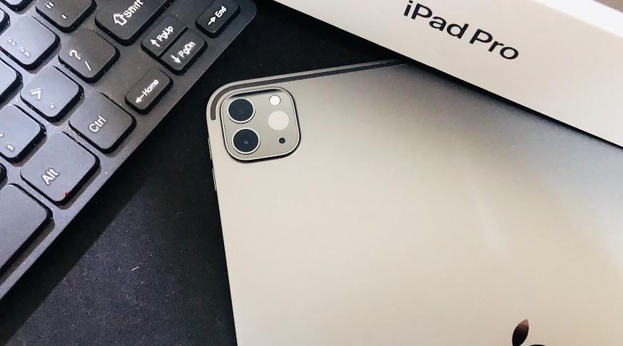 camera iPad Pro 11 (2020)