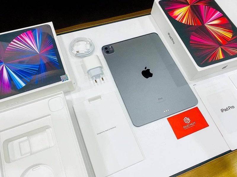 Thiết kế iPad Pro 12.9 inch M1 2021