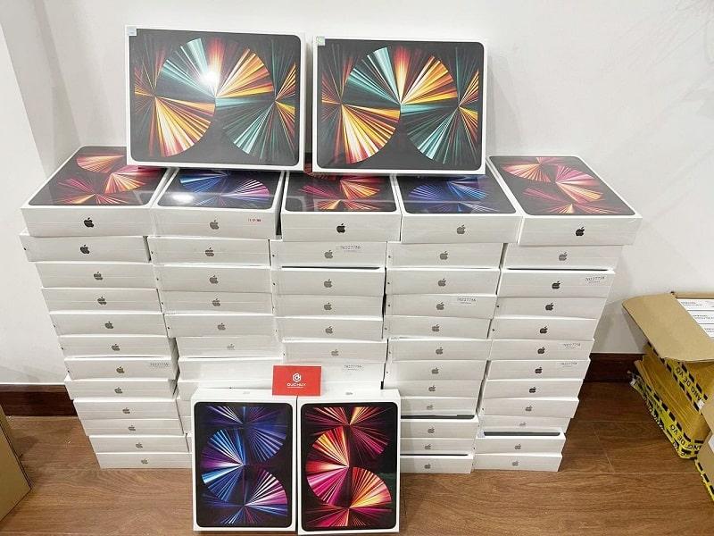 Cấu hình iPad Pro 12.9 inch M1 2021