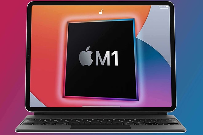 Cấu hình iPad Pro 12.9 inch M1 2021 128GB Wifi
