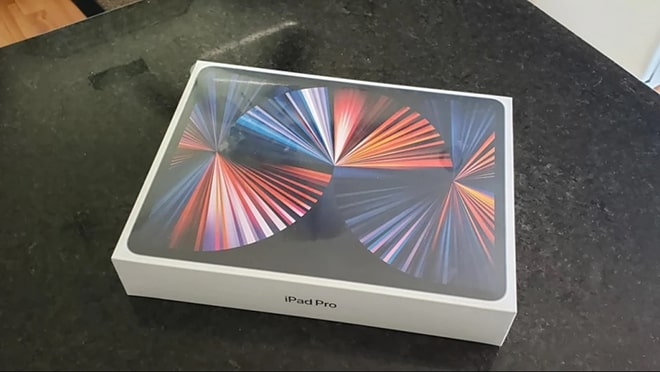 Có sẵn iPad Pro 12.9 inch M1 2021 128GB Wifi