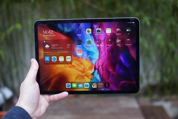 Màn hình iPad Pro 12.9 inch M1 2021 128GB Wifi