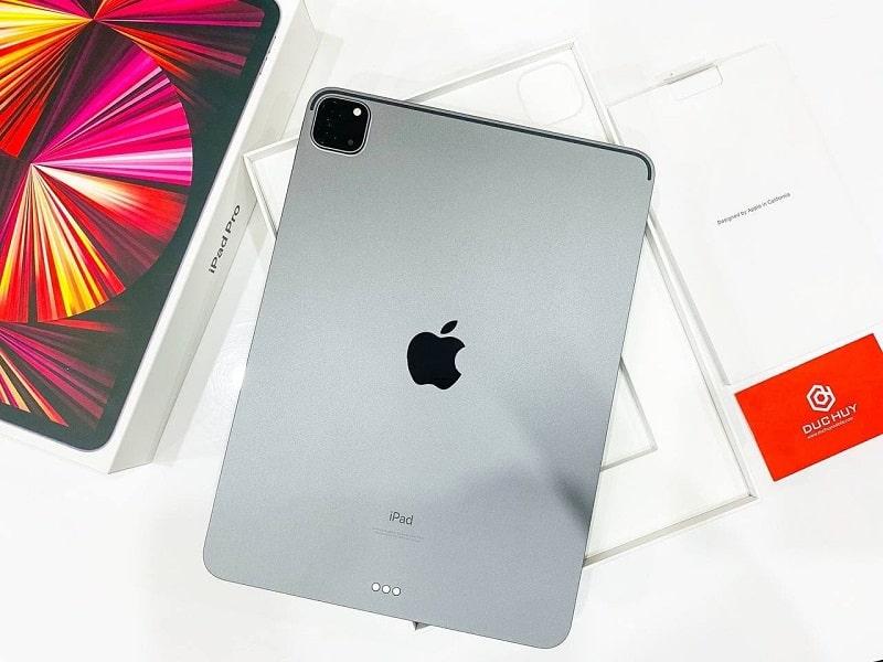 Thiết kế iPad Pro 11 inch M1 128GB 2021 5G