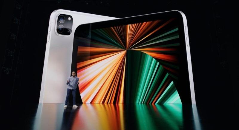 thiết kế iPad Pro 2021