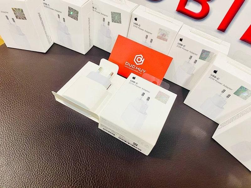 Củ sạc 20W iPhone 12 | 12 Pro | iPhone 12 Pro Max fullbox