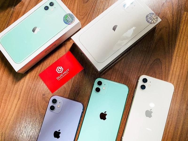 cấu hình iPhone 11 chính hãng