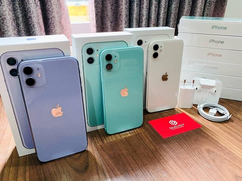 iPhone 11 fullbox