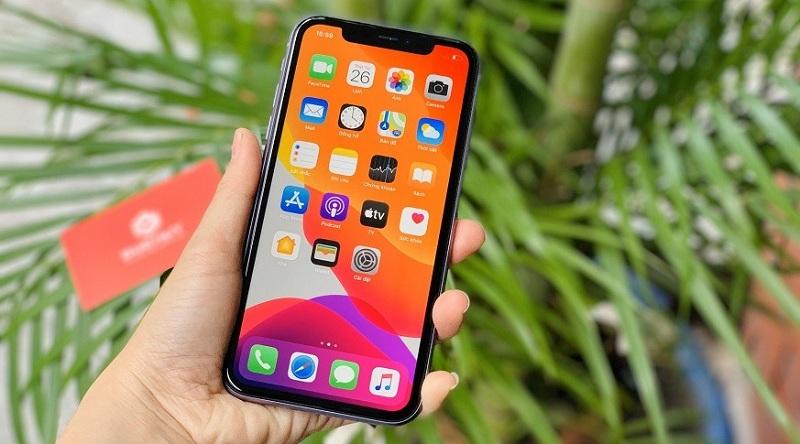 màn hình iPhone 11 64GB VN/A