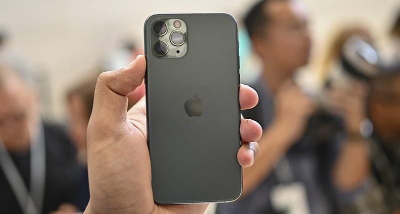 Mặt sau iPhone 11 Pro 256GB Cũ
