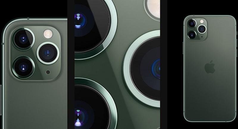 Thiết kế iPhone 11 Pro 256GB Cũ