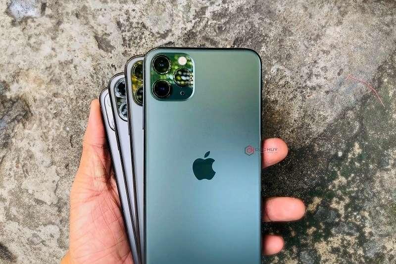 chụp ảnh Phone 11 Pro Max