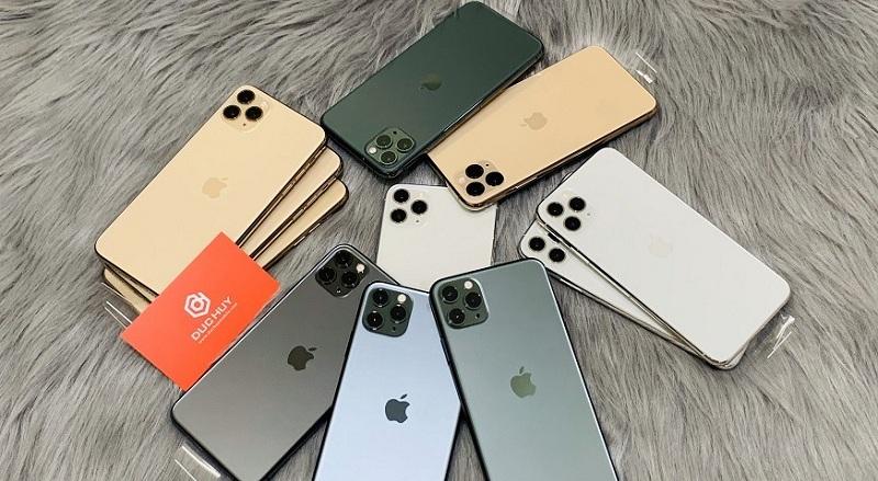 iPhone 11 Pro Max 256GB đủ màu