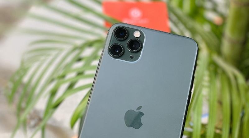 camera iPhone 11 Pro Max trôi bảo hành