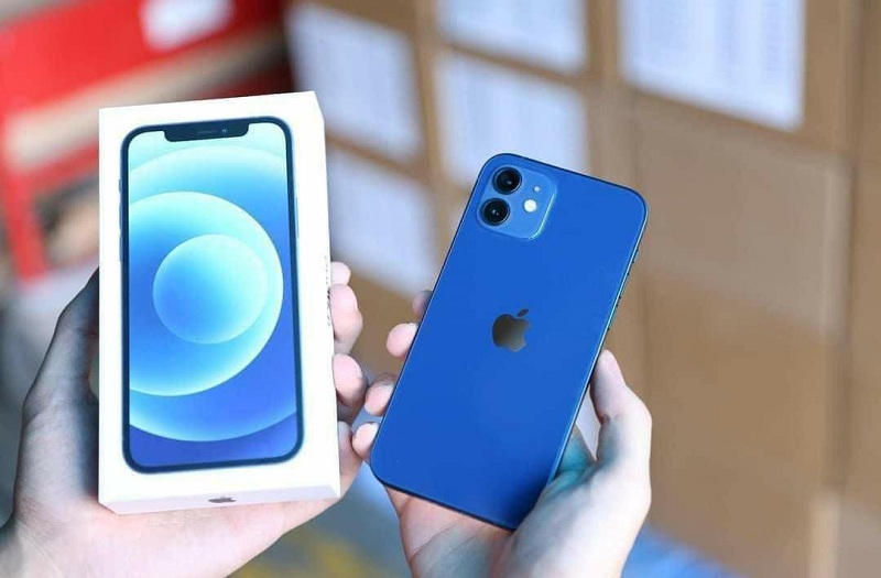 iPhone 12 cũ