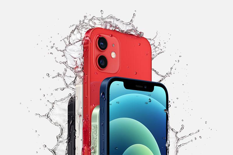iPhone 12 64GB Cũ chống nước