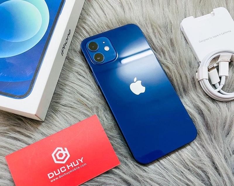 thiết kế iPhone 12 cũ