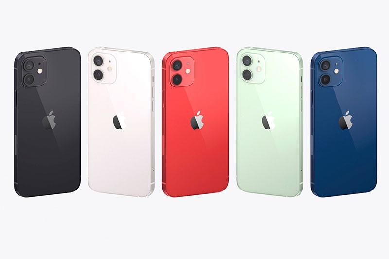 Thiết kế iPhone 12 64GB Cũ