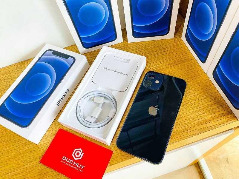 Fullbox iPhone 12 Mini 64GB
